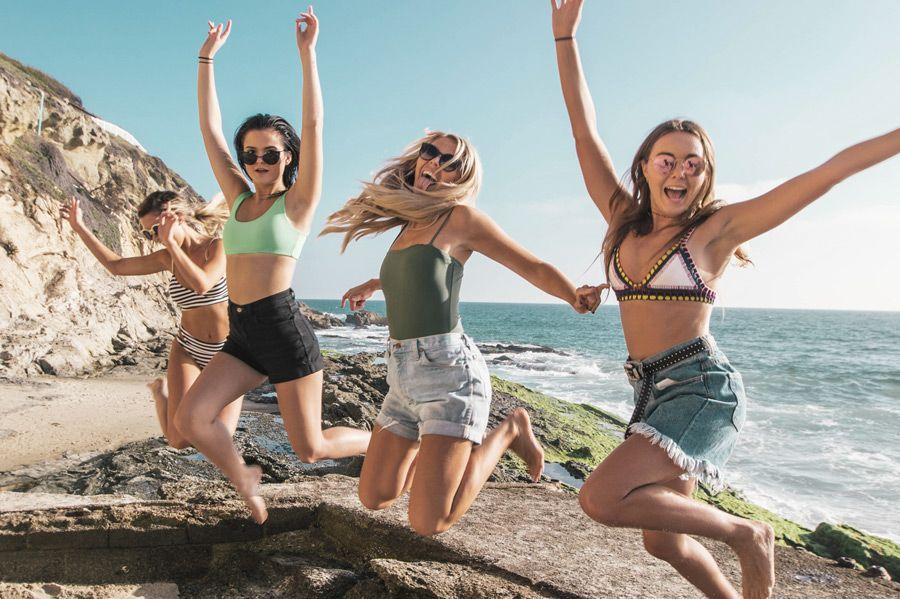 chicas-en-playa